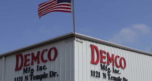 Demco Office in Diboll, Texas