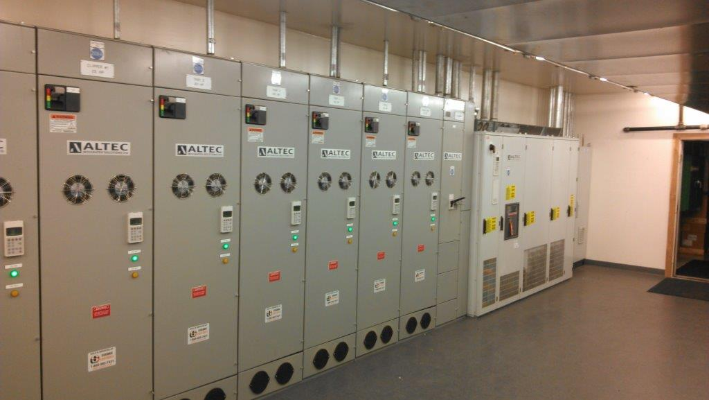 Tray Drives and Controls