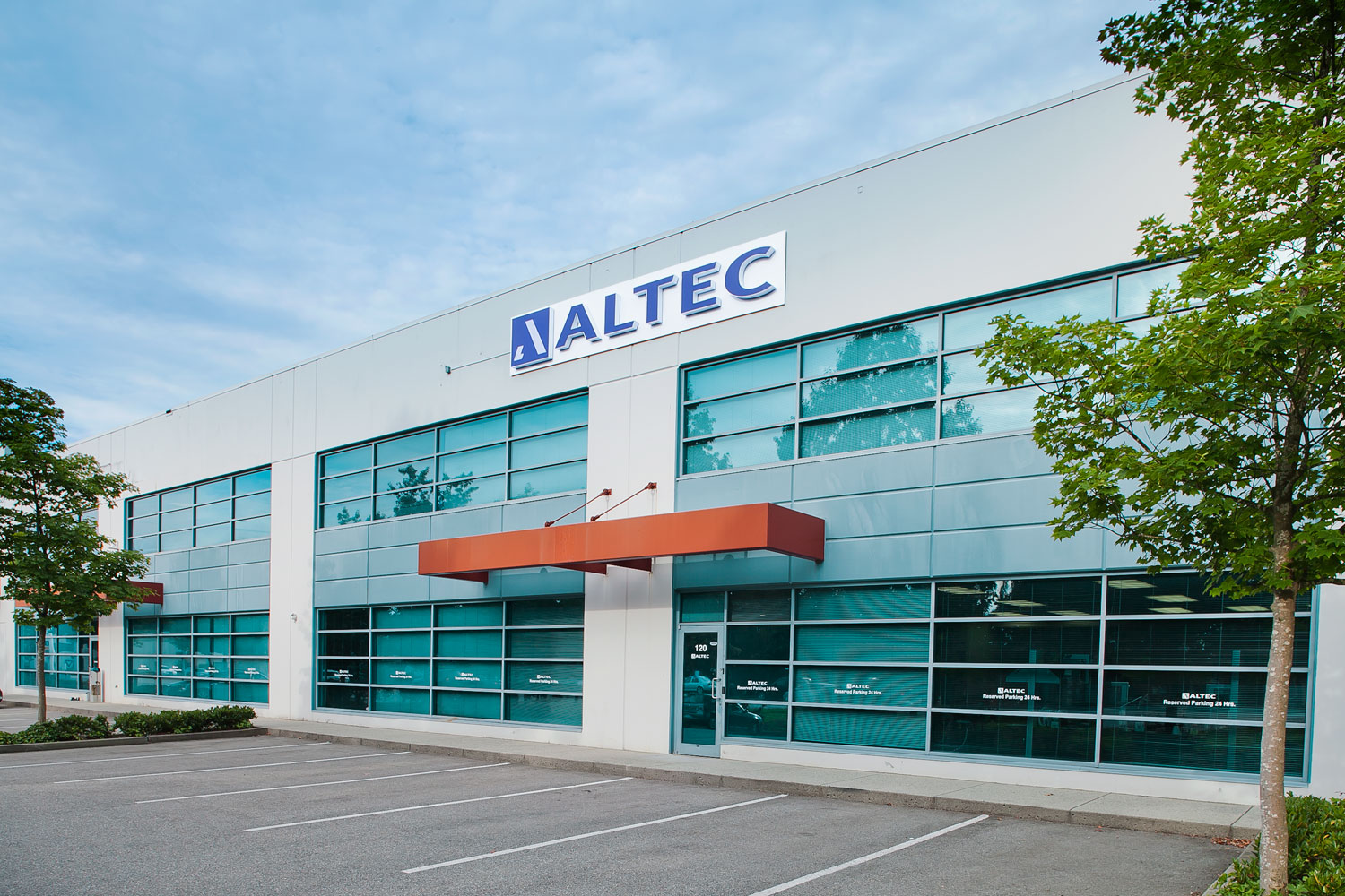 Altec Head Office in Coquitlam, BC