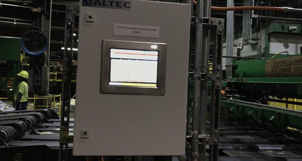 Altec Clipper Scanner HMI