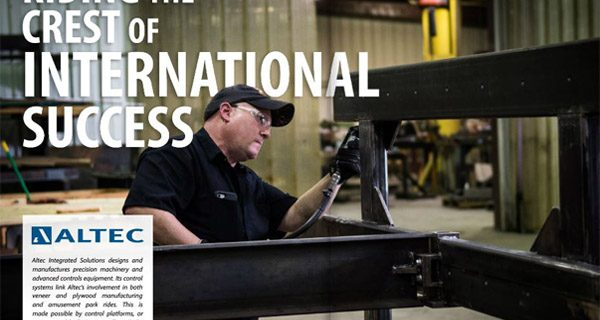 Altec Featured in Manufacturing in Focus Magazine