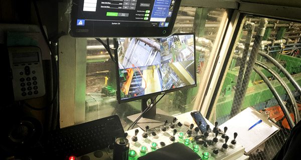 GP Green End Upgrades Operators' Control Booth