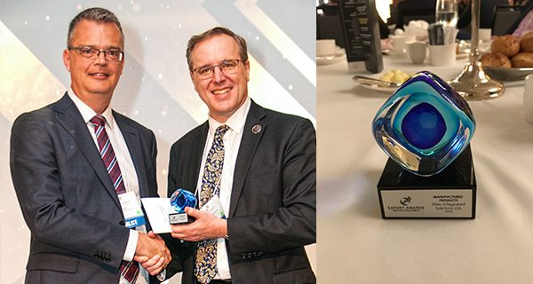 Altec Wins BC Export Award in Manufactured Products Category